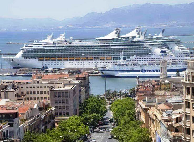 TURISMO, Il Porto di Cagliari al Seatrade Cruise Global di Fort Lauderdale in Florida