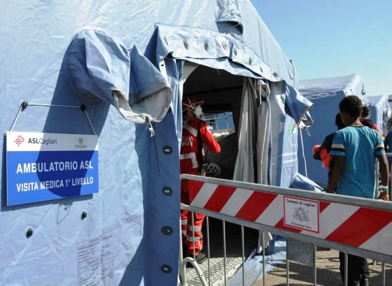 """IMMIGRAZIONE, Gli eritrei lasciano la Sardegna. Agati (Sap): """"Situazione di pericolo per l'ordine e la sicurezza pubblica"""""""