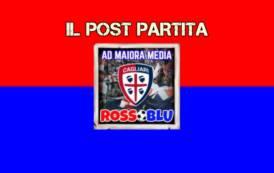 CALCIO, Il post partita di Cagliari-Chievo: le parole dei protagonisti