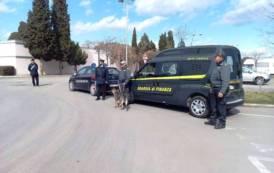 PULA, Attività comune di carabinieri e finanzieri per contrastare traffico illecito di droga