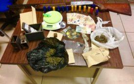 SASSARI, Progetto Pusher contro lo spaccio: un arresto e due denunce, sequestrate cocaina, marjuana e hashish