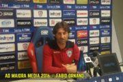 """CALCIO, Rastelli prima di Cagliari-Sassuolo: """"Ritiro utilissimo. Dimissioni? Vocabolo che non conosco"""""""