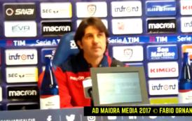"""CALCIO, Rastelli prima di Sampdoria-Cagliari: """"Joao Pedro, rientro importante. Guardiamo a Genova con fiducia"""""""