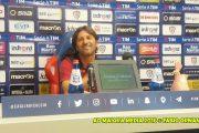 """CALCIO, Mister Rastelli prima di Cagliari-Palermo: """"Mettiamoci tutto alle spalle. Concentrati per vincere"""""""