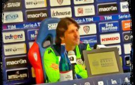 """CALCIO, Rastelli prima di Chievo-Cagliari: """"Confido in grande prestazione. Mi metto ogni giorno in discussione: ma siamo in linea con gli obiettivi"""""""
