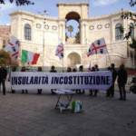 INSULARITÀ, Domenica chiude raccolta firme per proposta di legge