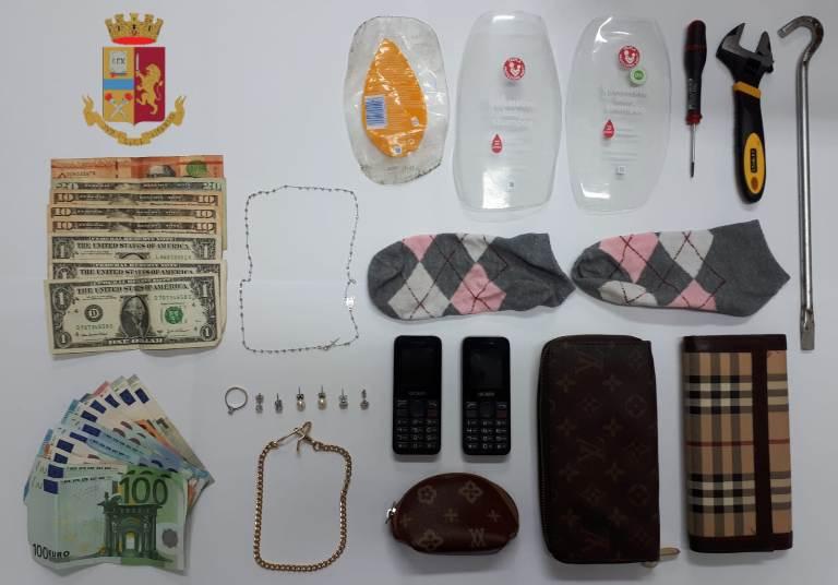 CAGLIARI, Furti in appartamento: arrestate due giovani rom