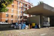 ISTANTANEA, La bizzarra raccolta dei rifiuti nella Facoltà di Ingegneria di Cagliari