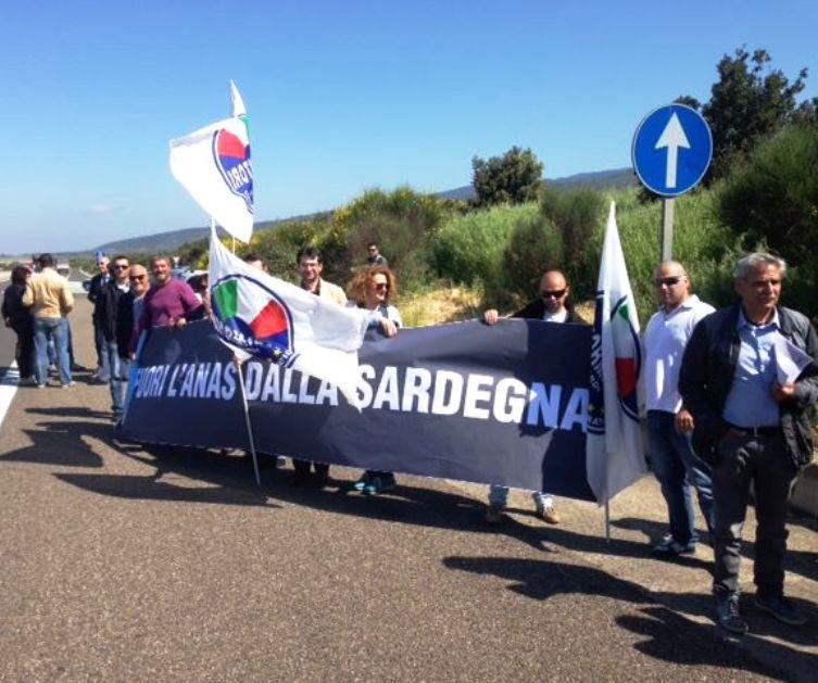"""RETE STRADALE, Riformatori: """"Fuori Anas dalla Sardegna. La Regione deve assumere direttamente la responsabilità delle strade sarde"""""""