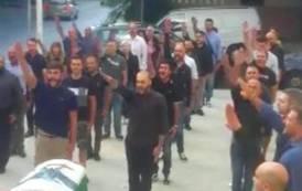 CAESAR, Basta un funerale per scatenare la canea antifascista