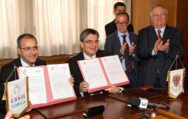 SARDOSONO, Dopo l'accordo Sardegna-Corsica servirà una forte capacità progettuale