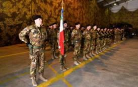AFGHANISTAN, Comandante della Brigata Sassari incontra Autorità civili e militari della provincia di Herat