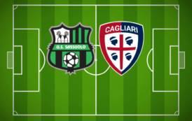 CALCIO, Sassuolo-Cagliari 0-0: duello contratto e spento