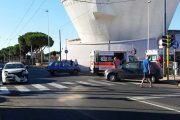 SELARGIUS, Tanto spavento, ma nessun ferito nell'incidente tra via Gallus e via Mogoro