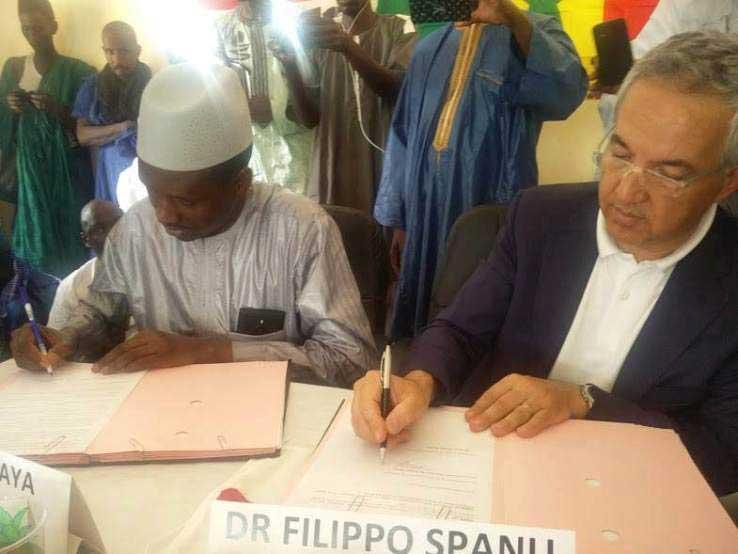 REGIONE, Accordo Sardegna-Senegal: al via attività agricole e di forestazione nella regione di Matam
