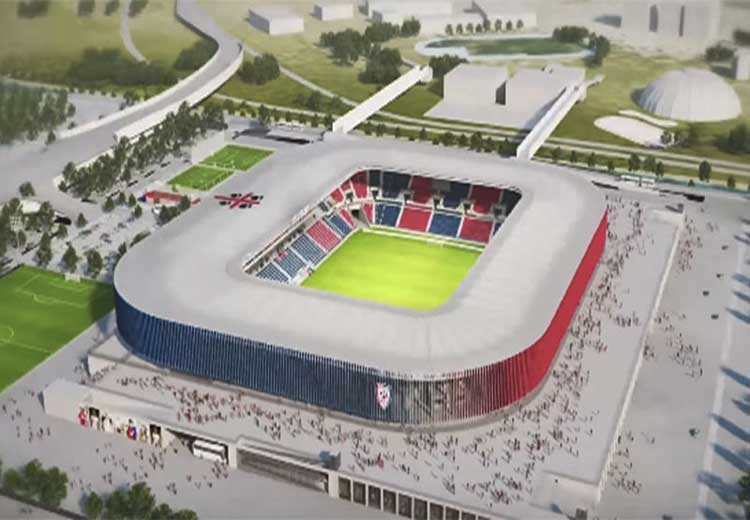 """CAGLIARI, Tocco (FI): """"Il nuovo stadio è un obiettivo inseguito da anni. Sarà pronto per il 2019"""""""