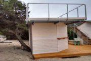 STINTINO, Chiosco sul ginepro nella spiaggia dell'Approdo: denuncia del Gruppo Intervento Giuridico