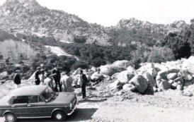 """NUORO, Associazione Salvaguardia Monte Ortobene: """"La strada di Sedda Ortai non è stata collaudata"""""""