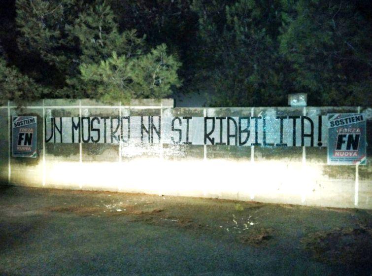 """CAPOTERRA, Proteste contro il 'Mostro' alla Rems. Dopo i cittadini, Forza Nuova: """"Ennesimo schiaffo dello Stato alla Sardegna"""" (VIDEO)"""