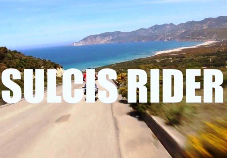 """TURISMO, """"Sulcis Rider 2015"""": un video dello stuntman Hellmike per promuovere il Sulcis  (VIDEO)"""