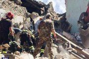 DALL'ITALIA, Aumentano le vittime del terremoto: 241. Negli ospedali sono ricoverati 264 feriti