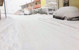 MALTEMPO, Nudda (Protezione civile) promette piano per rischio neve. Fortza Paris chiede le sue dimissioni