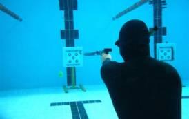 DOLIANOVA, Per la prima volta in Sardegna il Campionato italiano di Tiro al bersaglio subacqueo