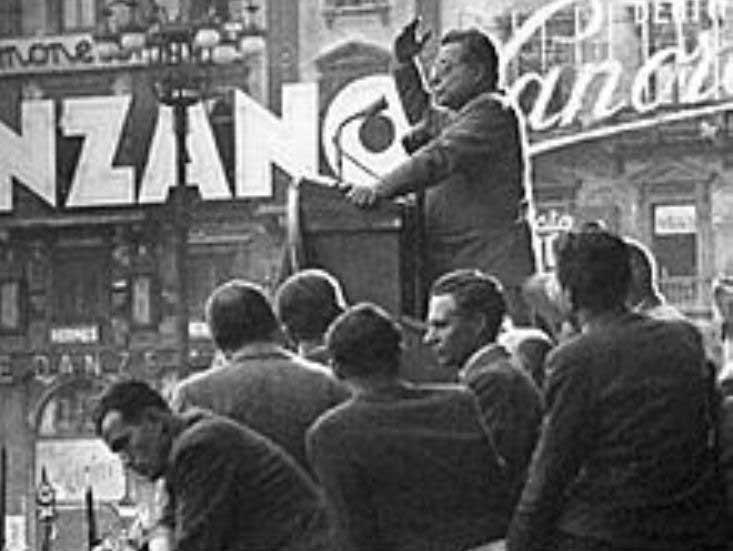 70 anni fa le violenze a Carbonia dopo attentato a Togliatti: 44 persone condannate a 108 anni di carcere (Angelo Abis)