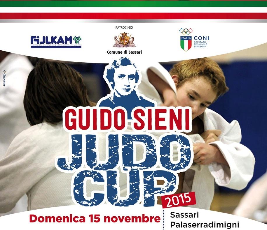 """SASSARI, Domenica 15 al PalaSerradimigni: """"Guido Sieni judo cup"""" con 500 giovani atleti"""