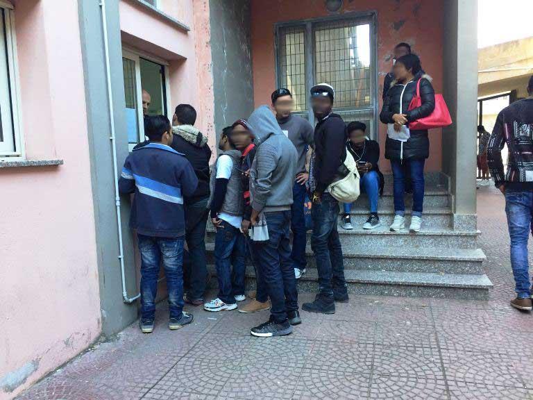Ufficio Passaporti Questura Di Cagliari : Cagliari locali fatiscenti e problema sicurezza nell ufficio