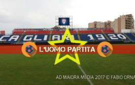 CALCIO, Il miglior rossoblu di Spal-Cagliari: Alessio Cragno