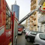 CAGLIARI, Pentolino dimenticato sul fornello: scoppia incendio in appartamento