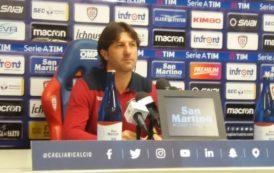 """CALCIO, Rastelli prima di Cagliari-Roma: """"Non dovremo sbagliare nulla. Cerchiamo un difensore esterno sinistro"""""""