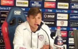 CALCIO, Barella allunga l'accordo con il Cagliari