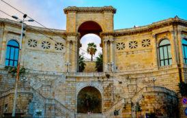 CAGLIARI, Nel 2019 sarà riaperta la Passeggiata coperta del Bastione Saint Remy