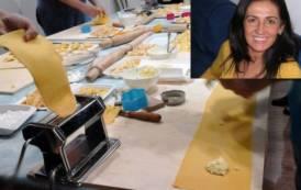 VILLASIMIUS, Patrizia Frau e i suoi corsi per preparare pasta fresca, panadas e culurgiones
