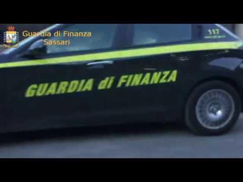 Il VIDEO di un'operazione della Finanza contro la contraffazione