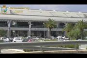 "Il VIDEO dell'operazione ""Flying Tax"" all'aeroporto di Cagliari"