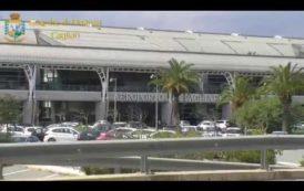 """Il VIDEO dell'operazione """"Flying Tax"""" all'aeroporto di Cagliari"""
