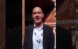 Il Vinitaly 2018 raccontato dal sommelier Sabiucciu: premio alla vernaccia Carta di Baratili San Pietro (3)