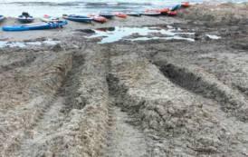 VILLASIMIUS, Is Traias e le ruspe devastatrici, preoccupazione per le spiagge simiesi