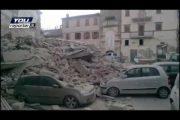 Le IMMAGINI del terremoto a Pescara del Tronto