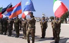 La Brigata Sassari al comando del contingente italiano della Missione Unifil