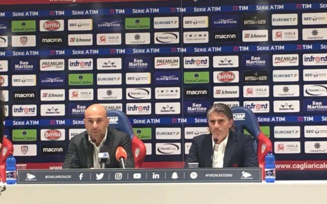 """CALCIO, Ecco López: """"Voglio un Cagliari grintoso. Tocca a noi, riconquistiamo la gente"""""""