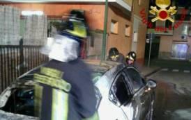 VILLASIMIUS, In fiamme l'auto di un ristoratore del paese