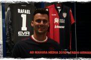 CALCIO, Rafael-Cagliari fino al 2020. Storia di un gregario prezioso