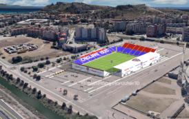 CALCIO, Come sarà lo stadio temporaneo del Cagliari