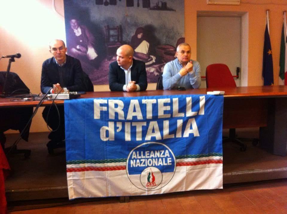POLITICA, Bilancio di un anno di Fratelli d'Italia ed uno sguardo al futuro: lavoro, sanità, casa, servitù militari, energia