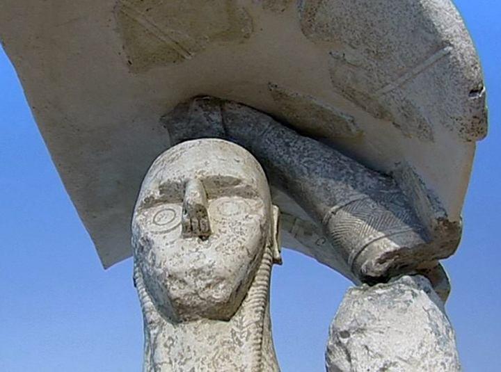 """SARDEGNA, Statue di Mont'e prama. Cherchi: """"Non più 'eroi' ma nuovamente 'giganti', eccellenza dell'identita' isolana"""""""