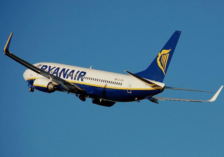 CAGLIARI, Ryanair annuncia i collegamenti invernali con Catania, Barcellona, Francoforte, Madrid e Londra